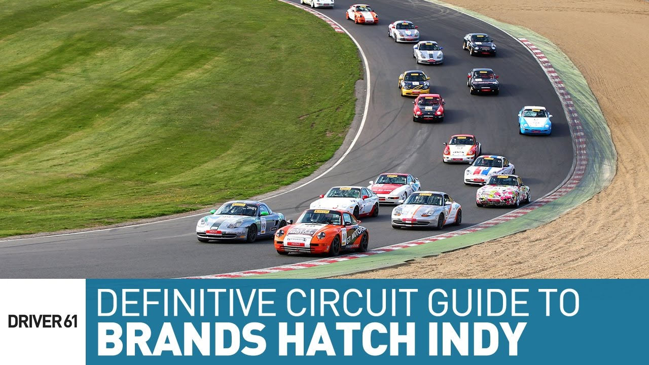 The Definitive Track Guide to Brands Hatch Indy Circuit by