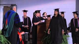 McCombs MBA Convocation Spring 2013