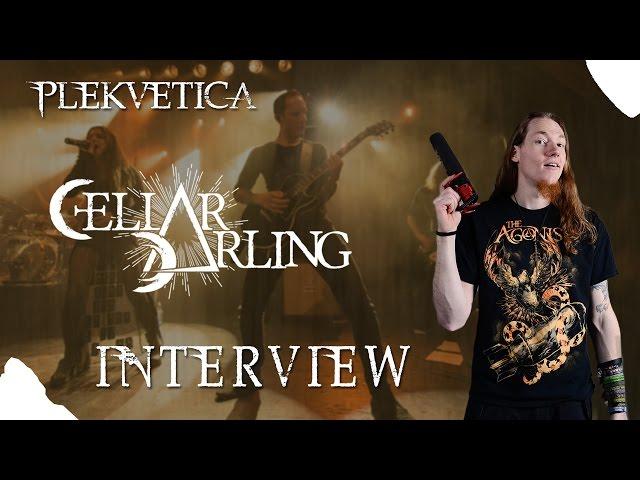 [ Interview ] Cellar Darling - 13.04.2017 | Progressive Rock / Metal