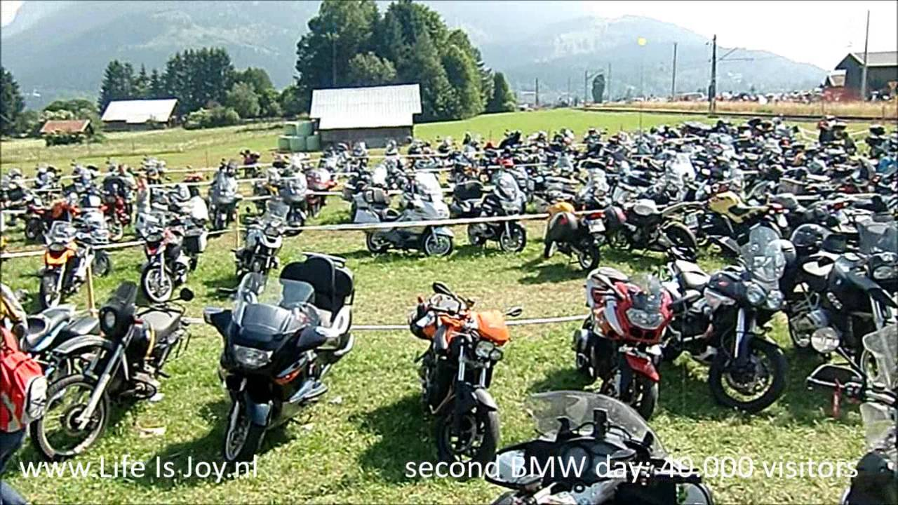 Bmw Motorrad Days Germany Garmisch Partenkirchen Bmw Treffen Zugspitze Motordrive Tirol