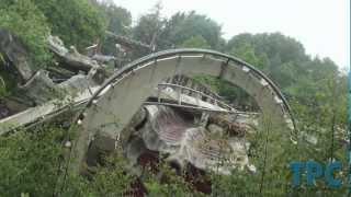 Alton Towers Resort - Nemesis Unused Extened Queue Tour Rare Shots 2012 (1080p)