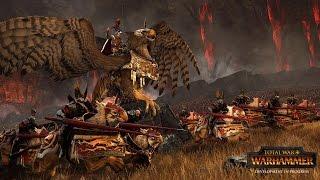 Total War: WARHAMMER – «Покорите этот мир!» трейлер (PC) [RU/60fps]