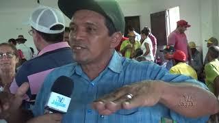 Moradores do Ipanema falam das expectativas com o projeto fomento mulher e falam da estrada