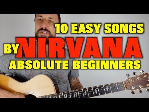 10 Easy Nirvana Songs For Beginners