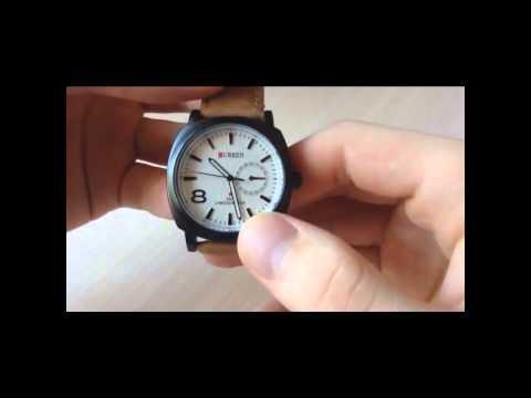 curren часы как укоротить браслет насколько ваш