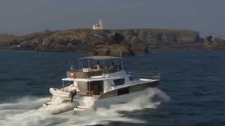 Advantages of a Catamaran Over a Monohull by Cat Expert Wiley Sharp