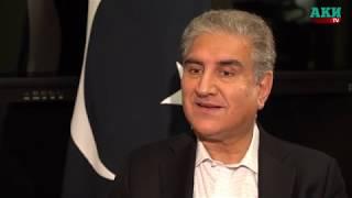 Интервью министра иностранных дел Пакистана Шах Мехмуд Куреши информационному агентству АКИpress