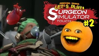 Annoying Orange Plays - Surgery Simulator #2: I