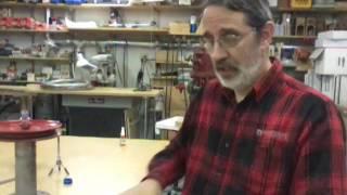 65. Rebuilding a snapper spindle