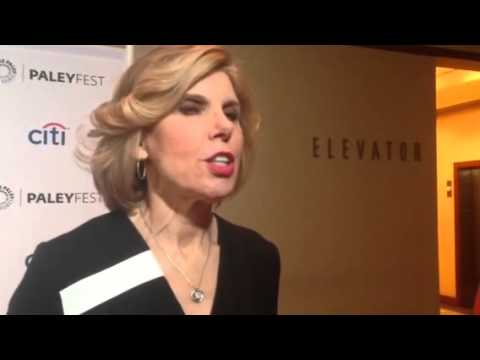 Christine Baranski interview: Paley Center Emmys chat for 'The Good Wife'