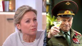 Anne-Sophie Lapix est beaucoup plus dangereuse que n'importe quel général soviétique.