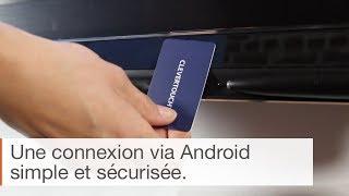 Comment sécuriser et personnaliser son écran interactif avec la clé NFC ?