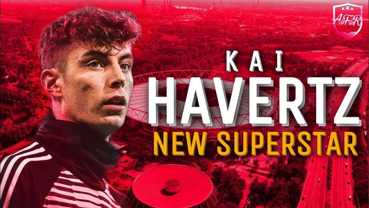 Kai Havertz 2019 • New Superstar • Crazy Skills, Goals & Assists for Bayer Leverkusen (HD)