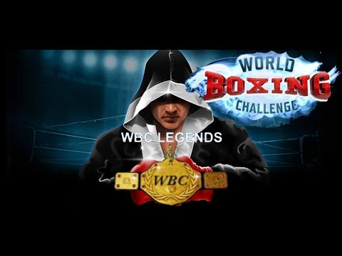 World Boxing Challenge - Unlocking WBC Legends Trophy Android iOS Gameplay