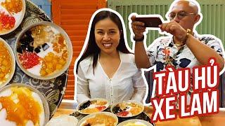 Food For Good #485: Tàu Hủ Xe Lam | Khi món tàu hủ gánh được nâng tầm vào shopping mall