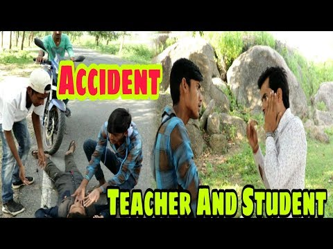 Accident Teacher and Student  [Gautam Govinda]