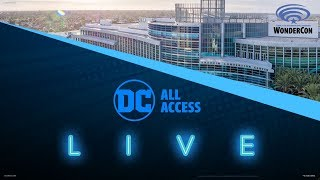 DC Publishers Panel – WonderCon 2018