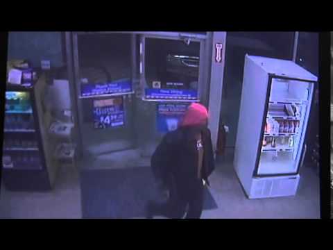 raw video agg robbery