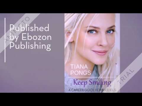 Keep Smiling - eBook & Paperback by Tiana Pongs (book trailer)