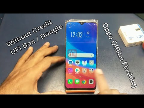 oppo-offline-flashing-with-ufi-box,-dongle-without-credit