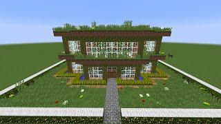 Survival Casas Minecraft 1