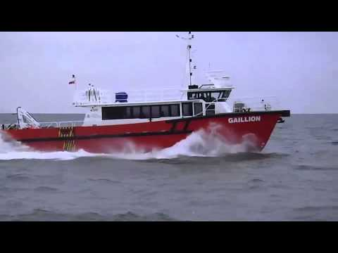 """GMD - Alicats """"Marianarray"""" and """"Gaillion"""" 17 and 20m Delivery"""