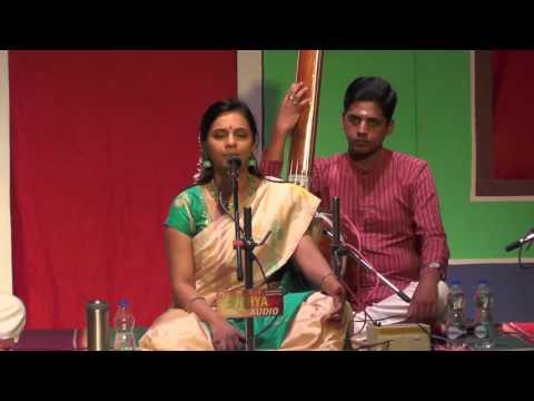 Carnatic Vocal  l Sriranjani Santhanagopalan l Global Heritage Music Fest 2016 l Web Streaming
