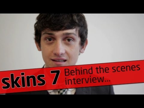Skins 7 - Behind the Scenes Interview - Craig Roberts aka Dominic