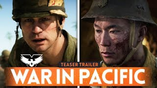 WAR IN THE PACIFIC Teaser Trailer 🌊 Battlefield 5
