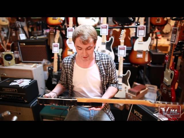 Reverend Guitars Kingbolt