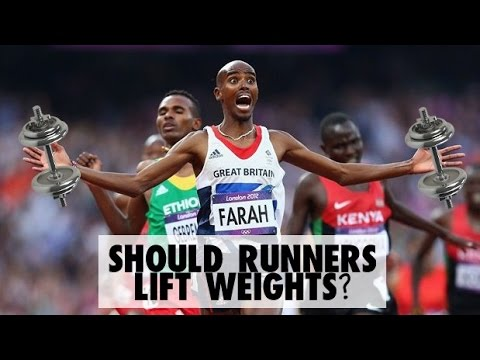 Strength Training for Distance Runners (5K, 10K, Marathon) | Should You  Lift Weights? - YouTube