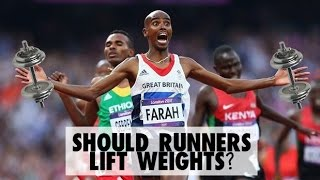Strength Training for Distance Runners (5K, 10K, Marathon) | Should You Lift Weights?