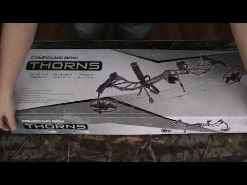 Лук блочный Man Kung CBA5 Thorns - Внешний вид