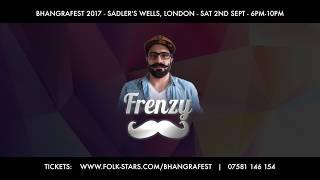 BHANGRAFEST 2017, LONDON  |  MANKIRT AULAKH  |  ADVERT