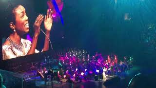 Andrea Bocelli - Heather Headley - Over The Rainbow - New York - 12/13/17