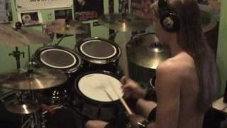 """The Pursuit of Vikings"" by Amon Amarth Drum Cover (2009)"