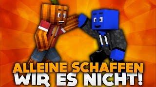 ALLEINE SCHAFFEN WIR ES NICHT! | DieBuddiesZocken