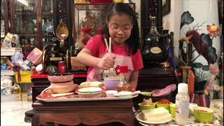Publication Date: 2021-06-28 | Video Title: 佛教黃焯菴小學│P4 任善行│Cook with Us -
