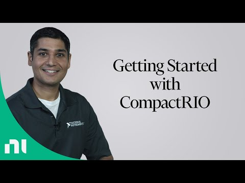 Getting Started with CompactRIO