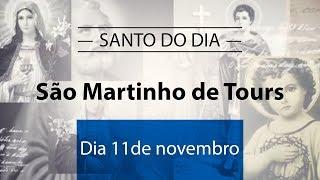 Santo do dia 11/11/2017 - São Martinho de Tours