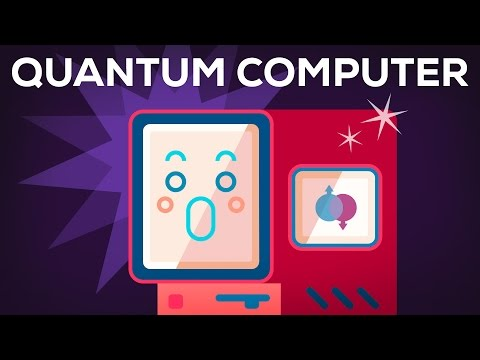 Thumbnail: Quantum Computers Explained – Limits of Human Technology