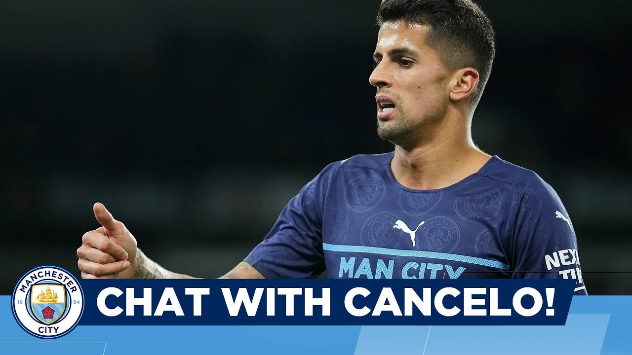 Joao Cancelo speaks about his amazing season so far!   Man City Interview