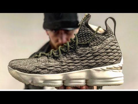 best sneakers 757fc f1ab8 UNRELEASED (RONNIE FIEG KITH LEBRON 15 SVSM SAMPLE!!!YOU HAVENT SEEN THESE  VERY VERY RARE!!30 PAIRS