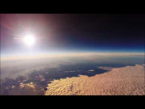 Globo de helio consigue fantasticas imagenes Nasa versus flat earther