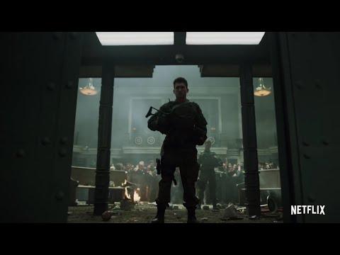 La casa de papel tendrá 5ª temporada en Netflix