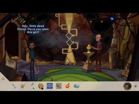 Broken Age: The Movie Act 2 Part 1 [1080p, 60fps And No Commentary]