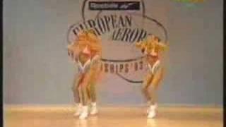 Video European Aerobics Championship 1993 Trio download MP3, 3GP, MP4, WEBM, AVI, FLV Mei 2018