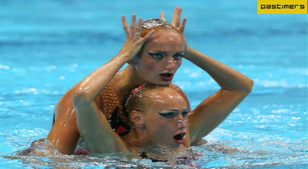 The Best Moments of Synchronized Swimming in Olympics 2012 ...