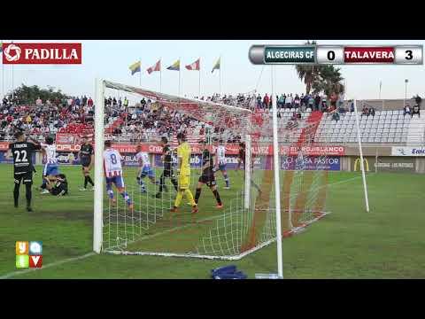 El Algeciras cae en casa contra el colista (0-3)