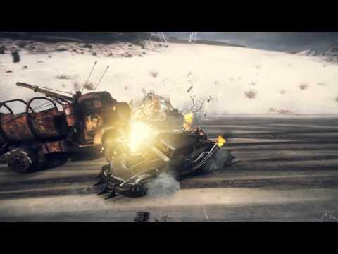 Игра Mad Max не получит в России полную локализацию